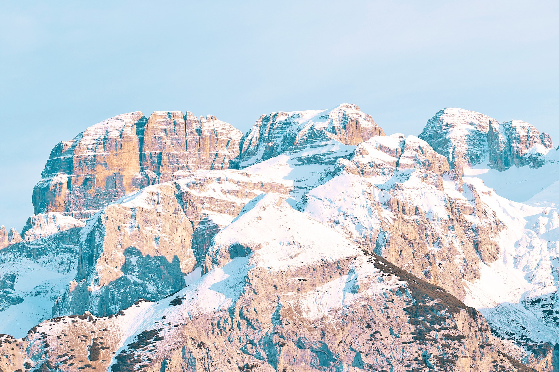 Now The UK's New Tallest Mountain Is Ice Cold