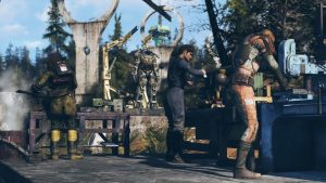 Fallout 76 players launch nuke and unleash massive Queen