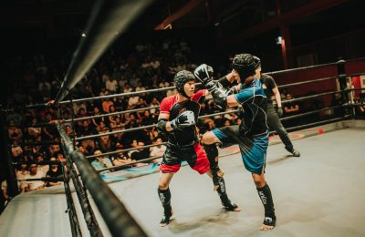 My fight to be a man: the story of a life-changing boxing match