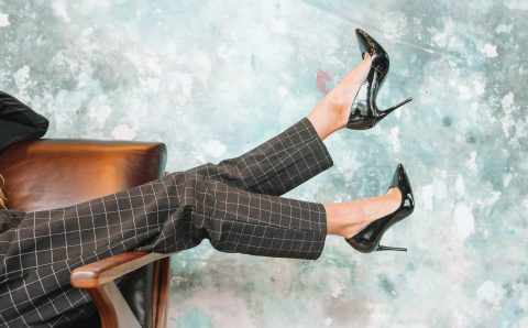 How can you live the high life if you do not wear the high heels?